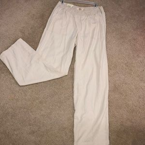 """Sonoma Straight Fit """"beachy"""" pants"""
